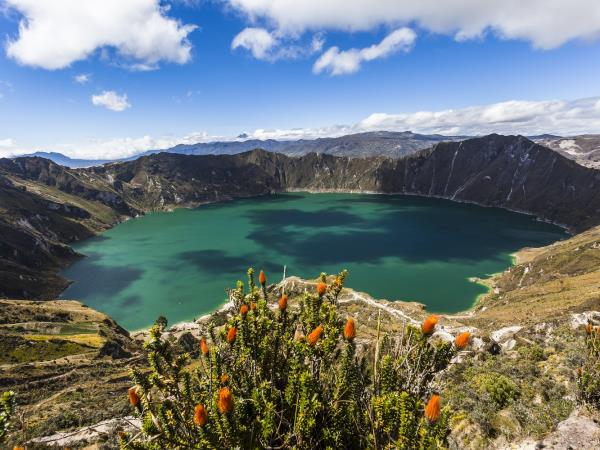 Ecuador and Galapagos Islands wildlife holiday