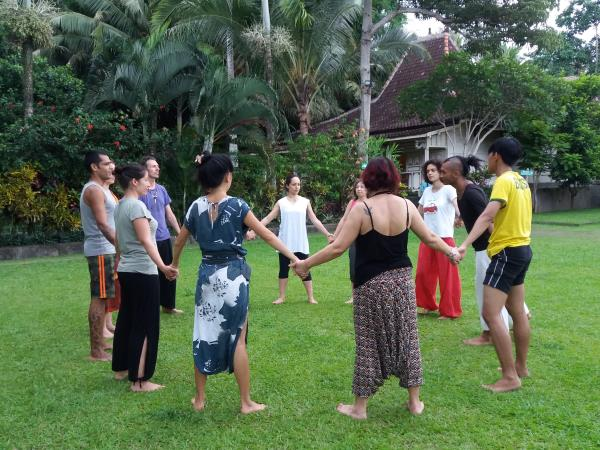 Dance and meditation holiday in Bali