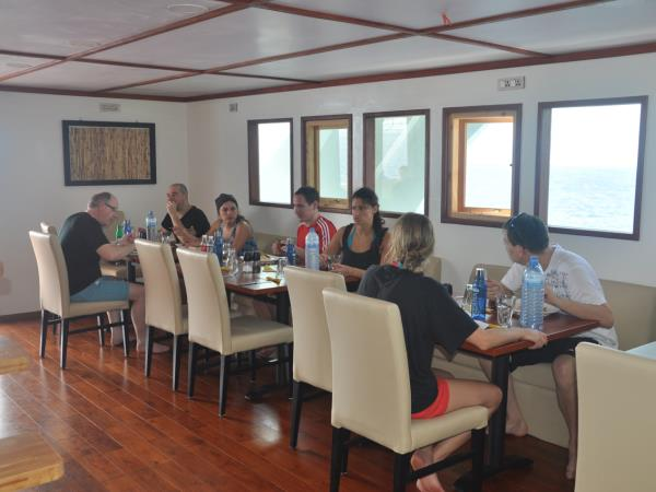 Liveaboard diving holiday in Maldives