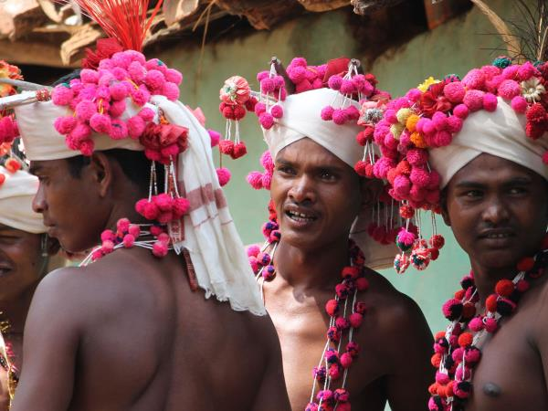 India cultural tour, Chattisgarh and Orissa