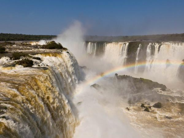 Brazil tailor made holidays, wetlands & waterfalls