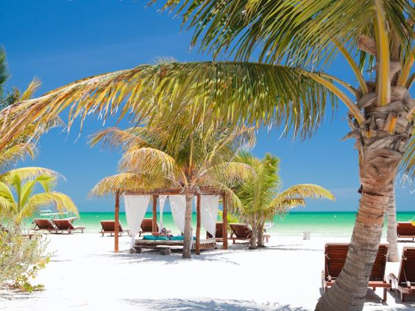 Yucatan wellness and spa holiday in Mexico