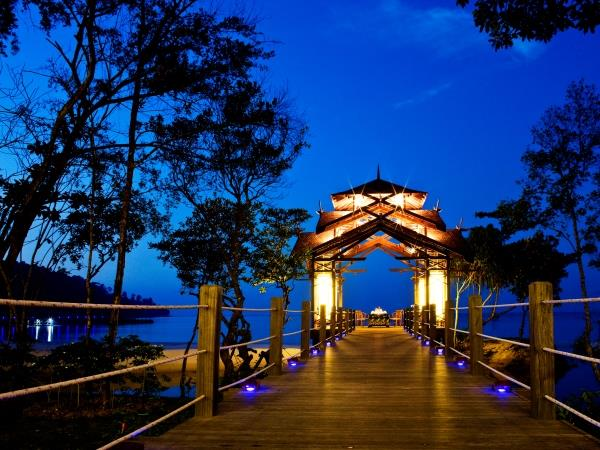 Honeymoon in Borneo