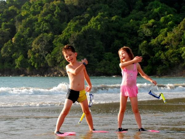 Borneo family holiday, tailor made