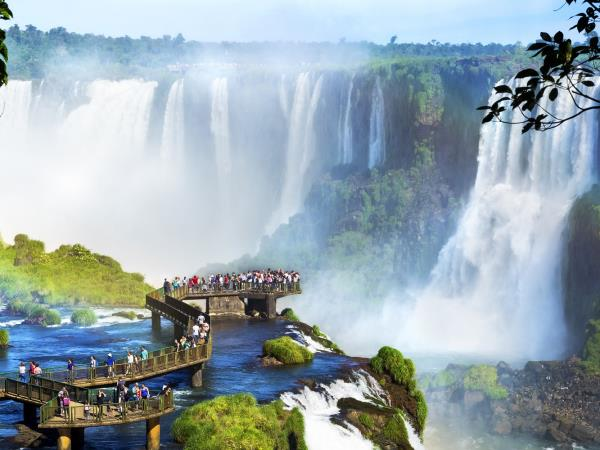 Argentina highlights holiday, Buenos Aires, Andes and Iguazu Falls