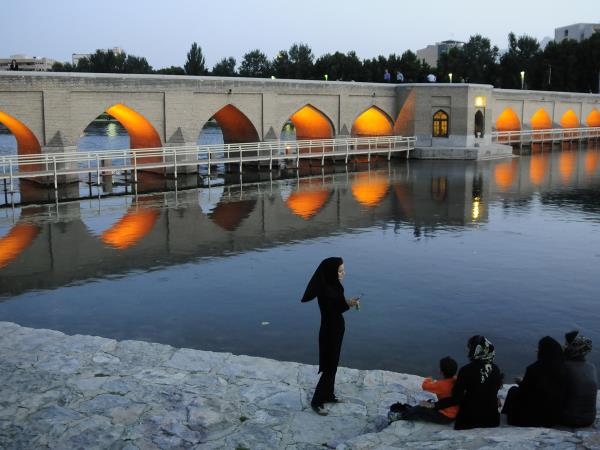 Iran holiday, tailor made