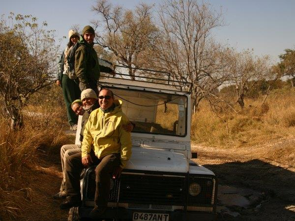 Botswana safari holiday on a shoestring