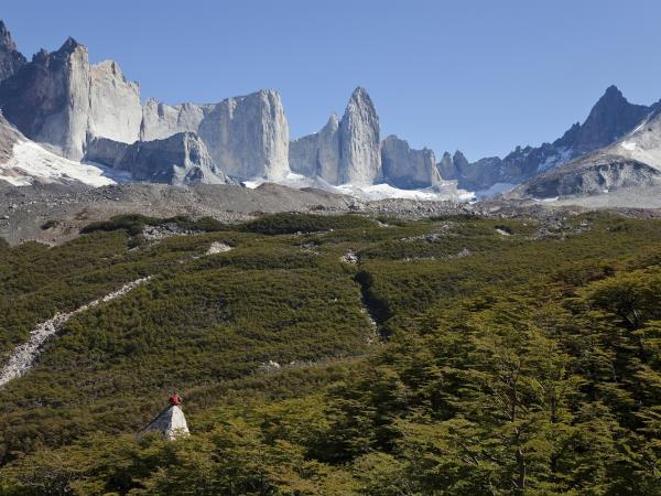Chilean Patagonia holiday, north and south