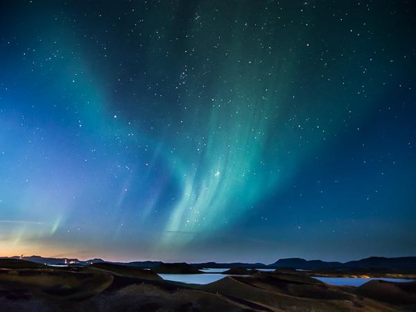 Northern Lights photography tour, waterfalls & landscapes in Iceland