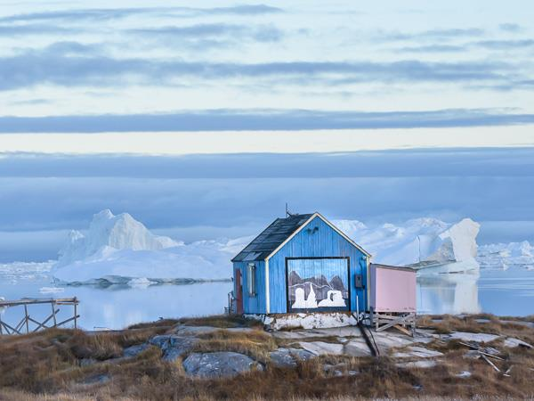 Greenland winter photography tour