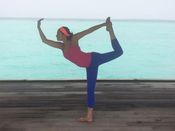 Yoga holiday in the Maldives