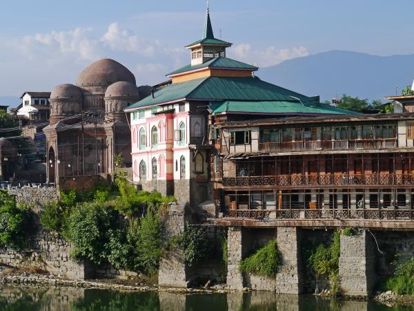 Kashmir cultural holiday, India