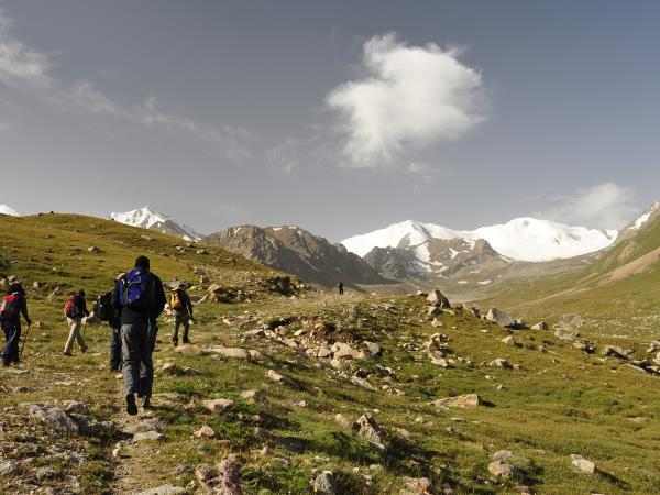 Kyrgyzstan adventure holiday