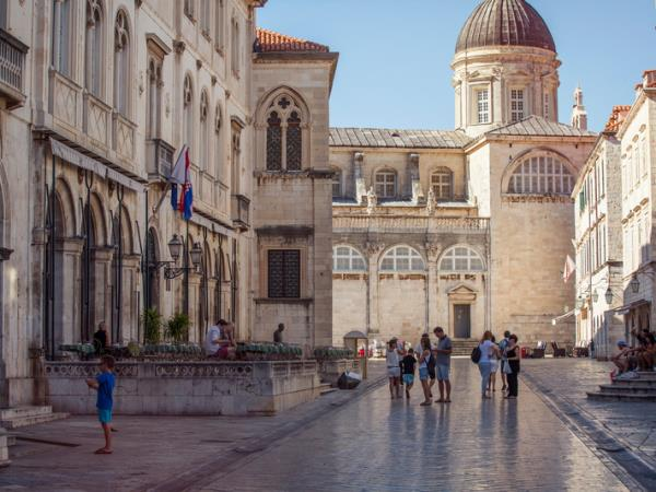 Adriatic tour, Dubrovnik to Athens