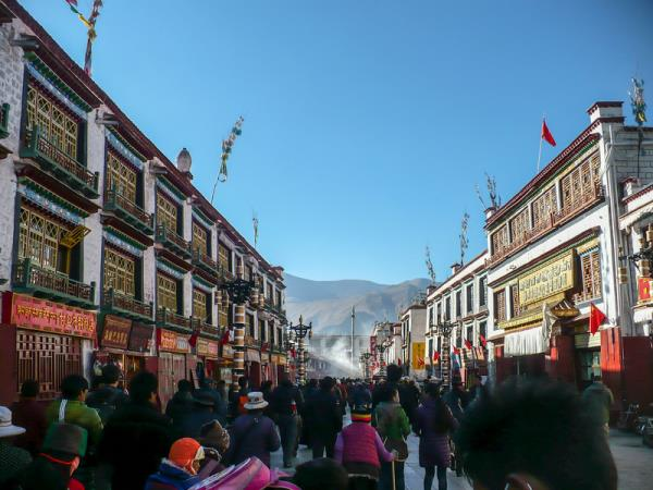 Tibet cultural holiday