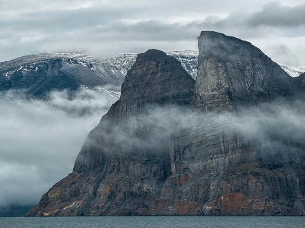 Baffin Island cruising expedition, Canada