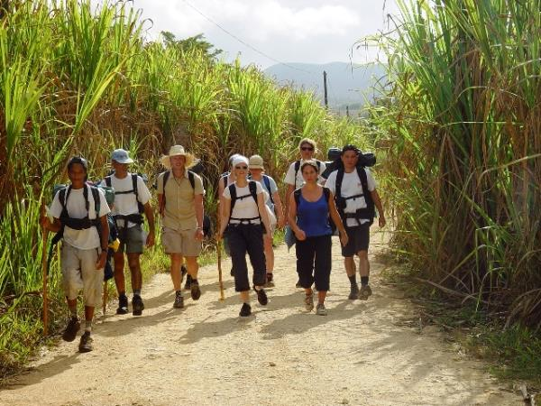 Walking holiday in Cuba