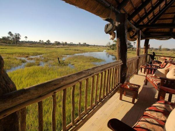 Botswana fly-in safari holiday
