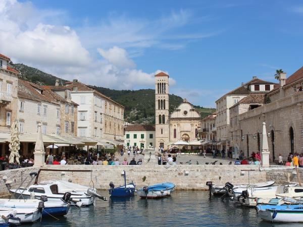 Split to Dubrovnik Luxury cruise, Croatia