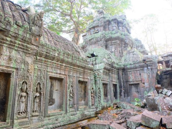 Khmer heritage tour in Cambodia