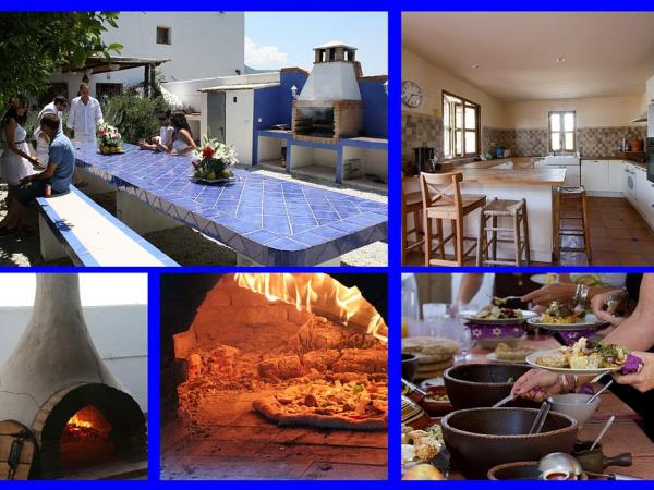 Self catering accommodation nr Malaga