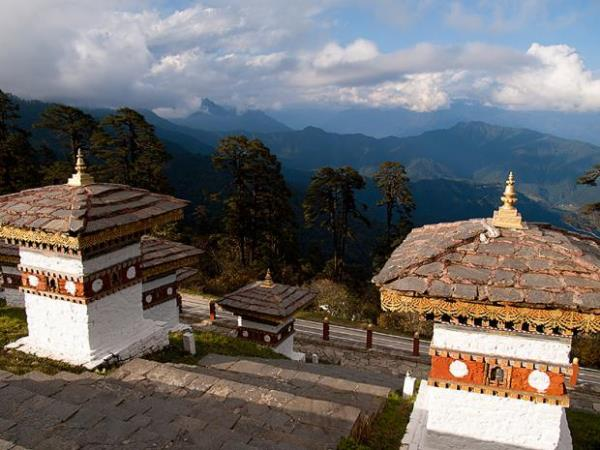 Bhutan cycling holiday