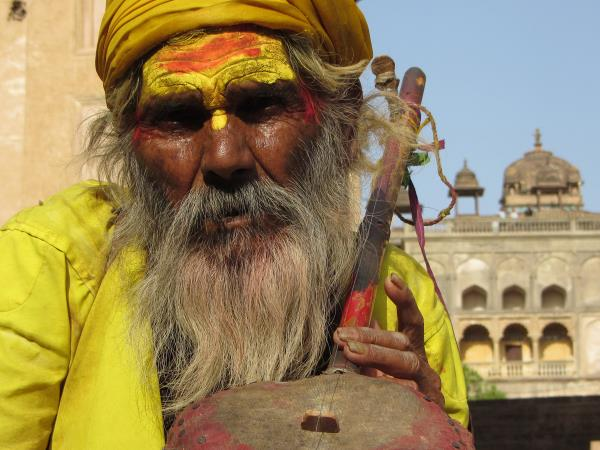 India tour, Land of Mystics