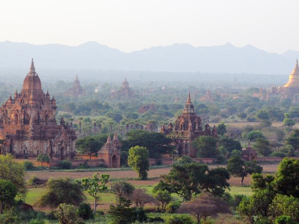 Burma cultural holiday, Elephant Bill tour