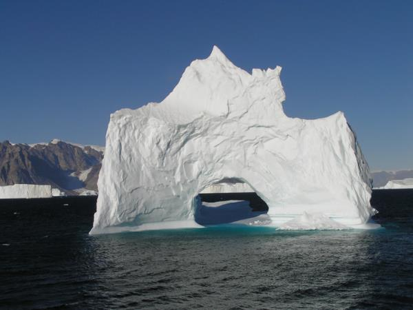 Greenland adventure and diving expedition