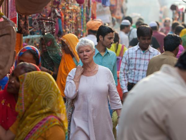 India tour, the real Exotic Marigold Hotel