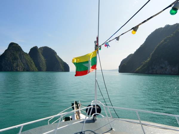 Burma holiday, Islands and Sea Gypsies