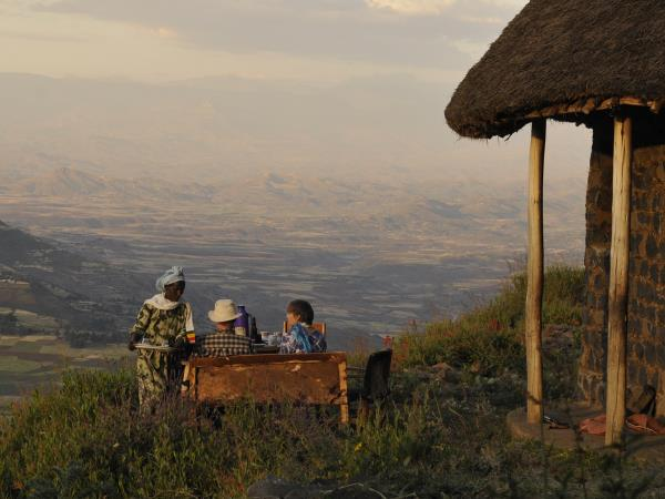Ethiopia wildlife & walking holiday