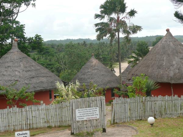 Ghana wildlife and cultural holiday