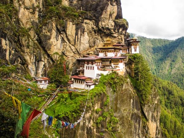 Bhutan walking holidays