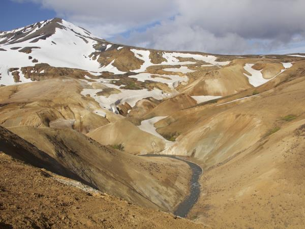 Iceland Highlands self drive holiday