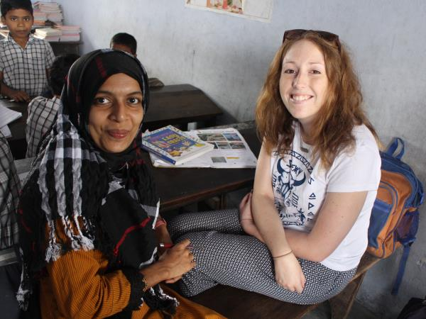 Volunteer in India on Education Projects