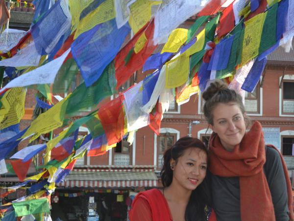 Nepal highlights tour and volunteering