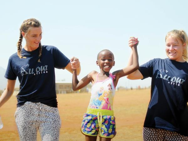 Teaching abroad in Swaziland