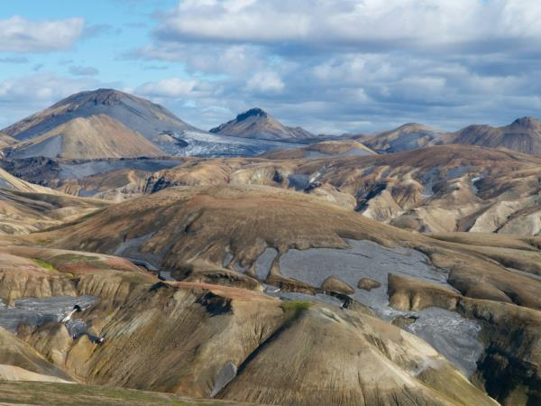 Iceland walking holiday, Laugavegur