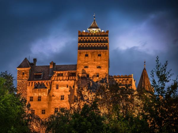 halloween holiday in transylvania with party at bran castle - Halloween Holiday