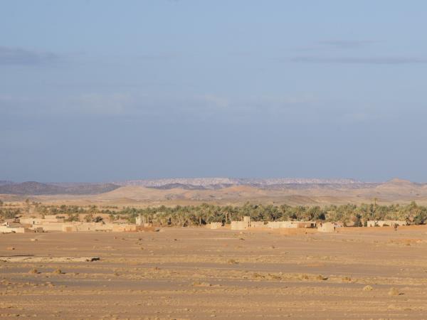 Moroccan Sahara Desert accommodation