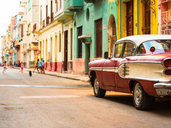 Cuba family holiday, culture, nature and beaches