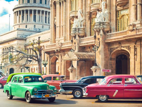 Self drive holiday in Cuba