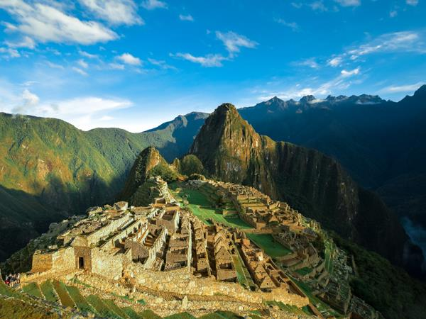 South America holiday, small group tour