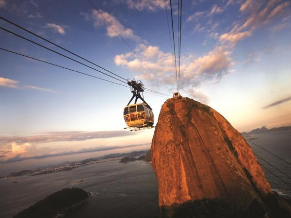 Patagonia and Brazil adventure holiday