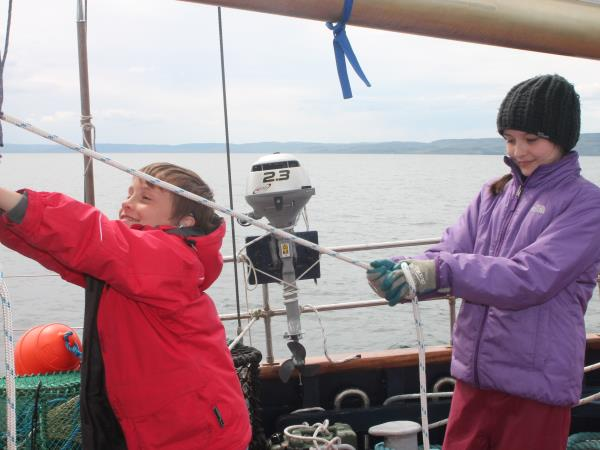 Scotland private charter sailing holidays
