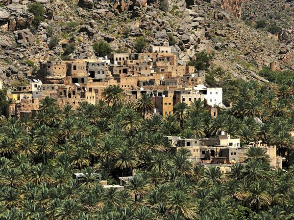 Exciting family holiday in Oman