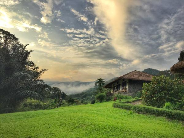 Kelimutu Crater Lakes eco lodge, Indonesia