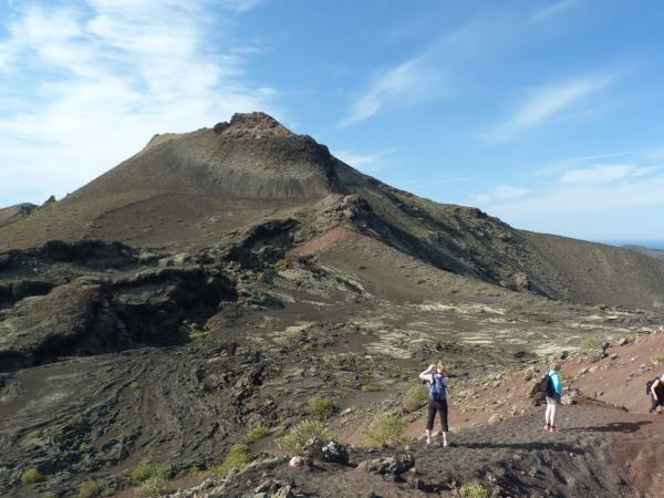 Lanzarote walking holiday in the Canary Islands