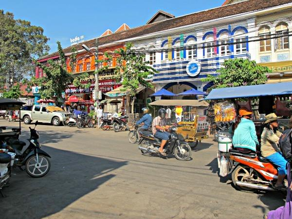 Cambodia holiday, ancient ruins and beaches